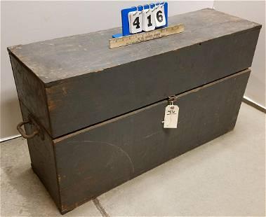 PRIM TOOL BOX 20H X 34W X 11 D