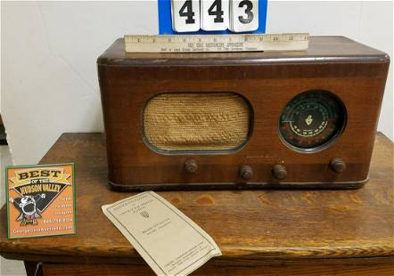 AMERICANBOSCH RADIO