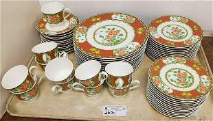 59 PC. MIKASA IMPERIAL PALACE DINNER SERVICE