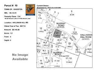 Town of Kingston - 39.1-2-21 - Hallihan Hill