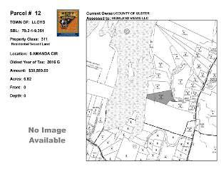 Town of Lloyd - SBL: 79.2-1-9.351 - 5 Amanda Cir