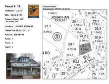 Town of Lloyd - SBL: 95.2-9-2 - 152 Half Moon Rd