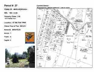 Town of Marlborough - SBL: 103.1-4-49 - 67 Milton Tpke