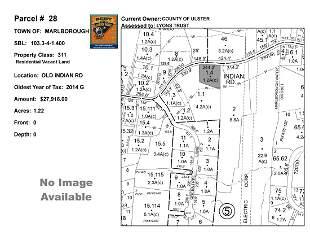 Town of Marlborough - SBL: 103.3-4-1.4 - Old Indian Rd