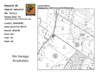 Town of Paltz - SBL: 78.3-3-12 - Canaan Rd
