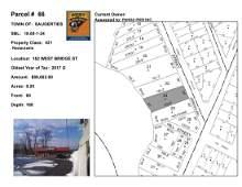 Vill Of Saug - SBL: 18.69-1-24 - 152 West Bridge St