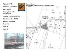 Town of Saug - SBL: 28.3-4-3 - 1171 Glasco Tpke