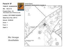 Town Shawangunk - SBL: 104.2-5-19 - Off Forest Glen Rd