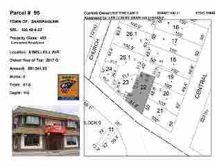 Town of Shawangunk - SBL: 106.49-4-22 - 6 Wallkill Ave