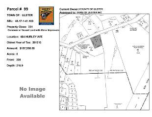 Town of Ulster - SBL: 48.17-1-41.100 - 454 Hurley Ave