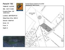 Town of Ulster - SBL: 56.17-1-5.200 - 2857 Route 32