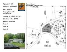 Town of Wawarsing - SBL: 75.4-2-30 - 94 Turkey Hill Rd