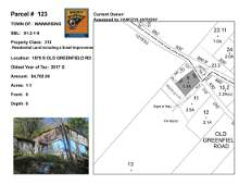 Town Wawarsing - SBL: 81.2-1-9 - 1579 S Old Greenfield