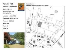 Town of Wawarsing - SBL: 81.24-1-6 - 6 Grant