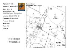Town of Woodstock - SBL: 15.1-1-16 - Cross Patch Rd