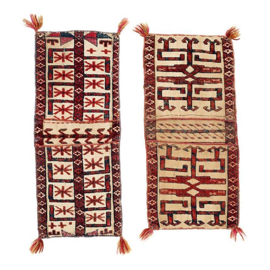 Two Turkmen Khorjins