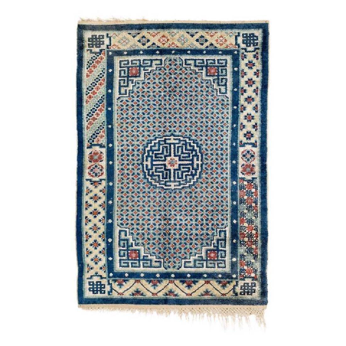 Pao Tao Silk Carpet