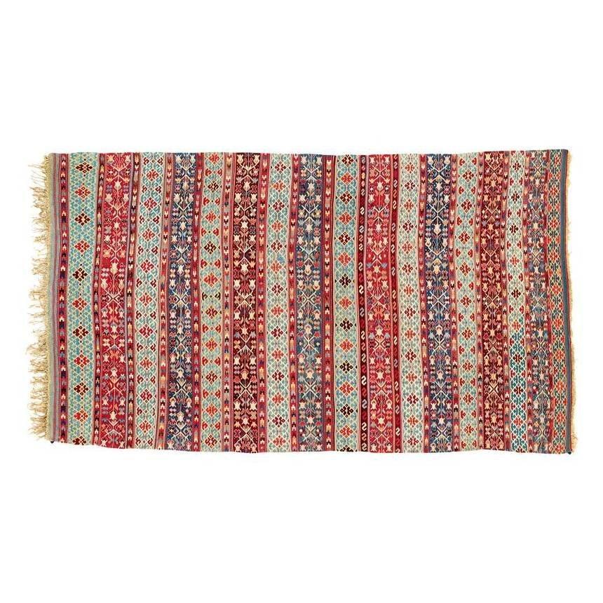 Ottoman Striped Kilim