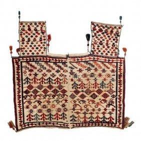 Qashqa'i Horse Cover