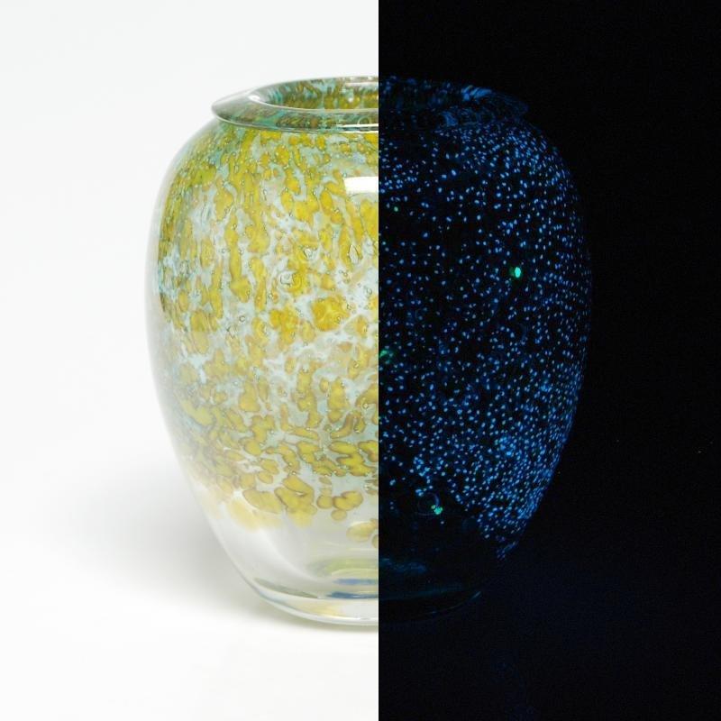 Vase Sculpture by Jean Claude Novaro