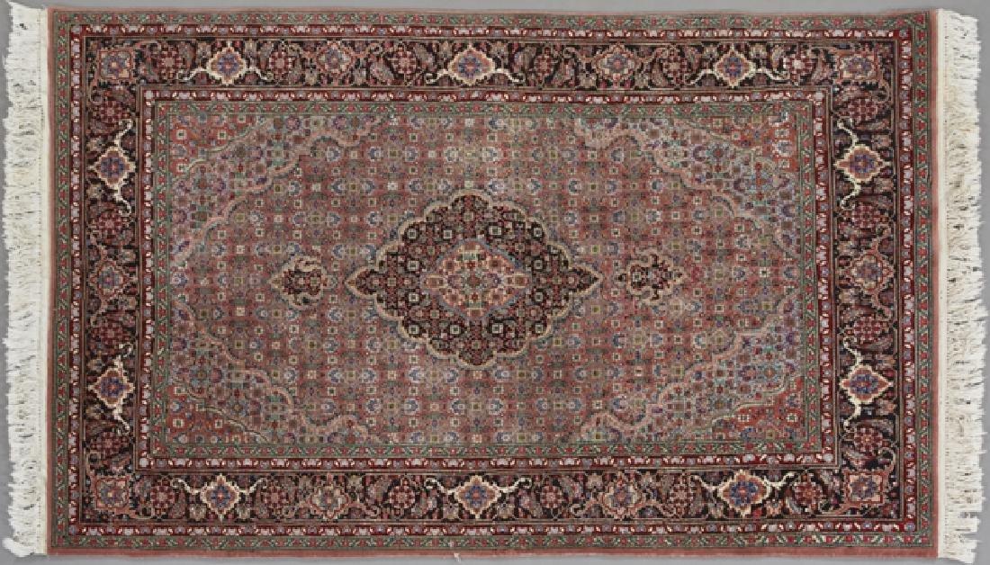 Tabriz Carpet, 4' 2 x 6' 4.