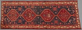 Kazak Carpet, 4' 7 x 10' 9