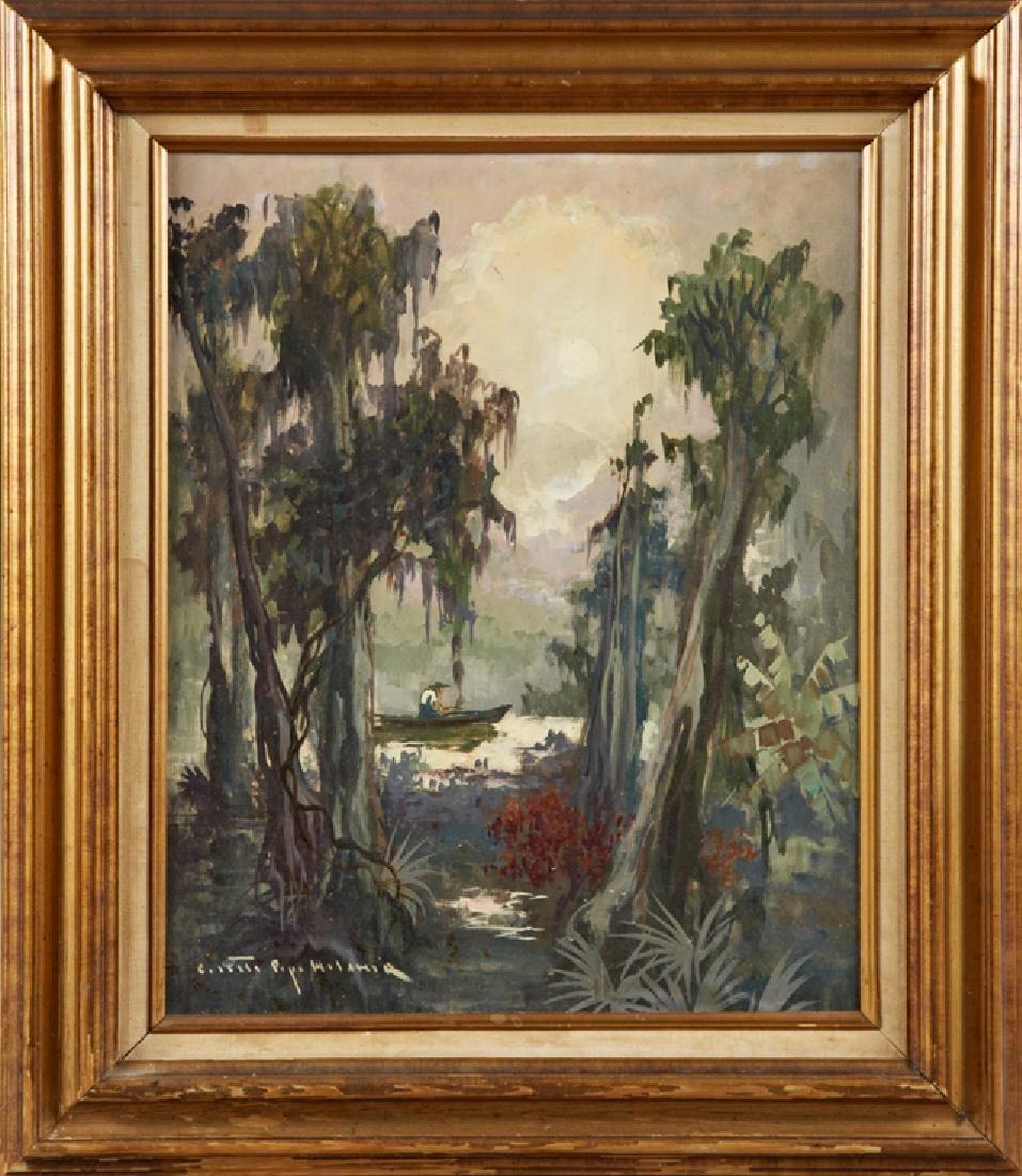 Collette Pope Heldner (1902-1990, New Orleans),