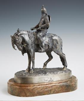 "Pavel Akimov Ovchinnikov, ""Russian Silver Knight on"