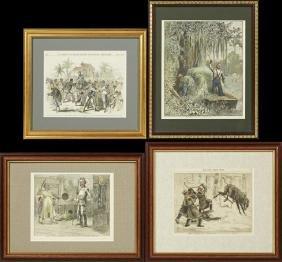 """""""The War in South Carolina,"""" April 5, 1862; """"Moss"""
