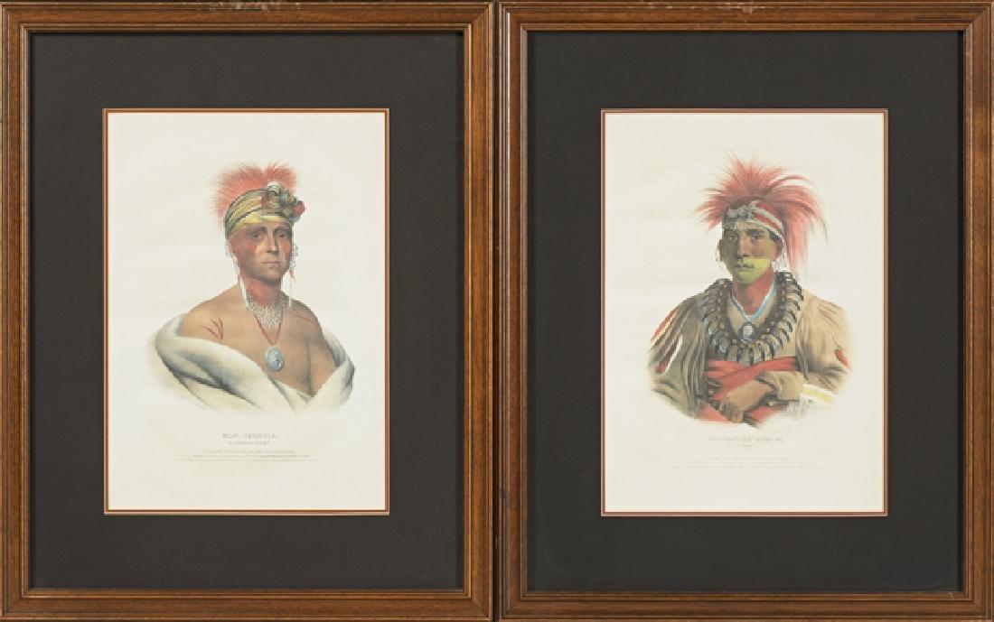 """McKinney & Hall, """"No-Way-Ke-Sug-Ga,"""" """"Mon-Chonsia,"""" - 2"""