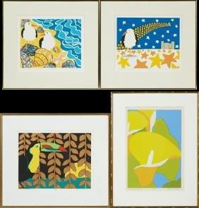 "Ann T. Cooper (1935-2005, New Orleans), ""Wide Awake"
