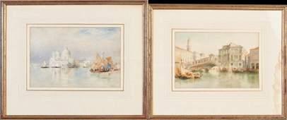 Richard Henry Wright 18571930 Rialto Venice and