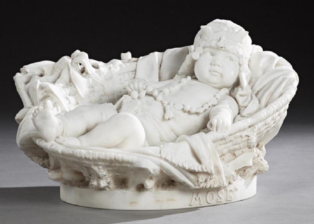 "School of Pietro Bazzanti (184201881, Italian), ""Baby"