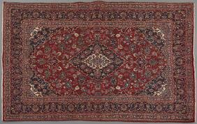 Kashan Carpet, 6' x 12' 2.