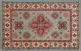 Uzbek Kazak Carpet, 3' 3 x 5'.