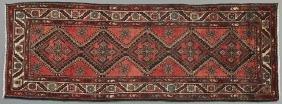 Heriz Carpet, 3' 6 x 9' 9.
