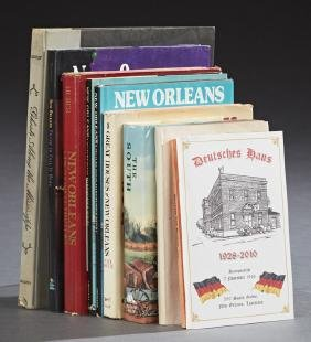 Books- Group of Ten Books of Southern Interest,
