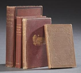 Books- Group of Four Civil War Books, consisting of