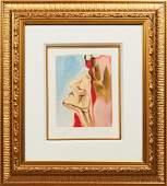 Salvador Dali 19041989 New Aspect of Beatrice