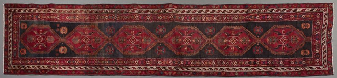 Shirvan Carpet, 3'' 7 x 14' 1.