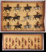 Two Boxed Sets of W. Britains Toy Soldiers, early 20th