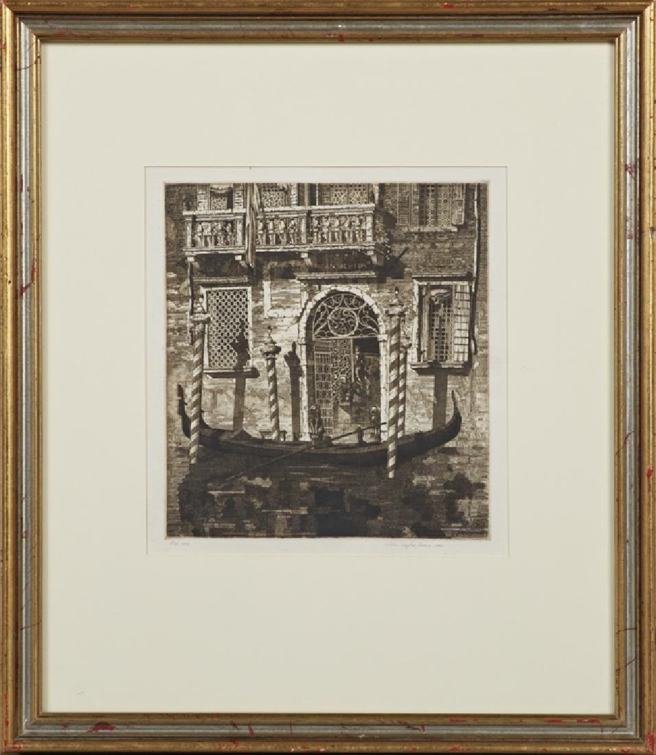 "John Taylor Arms (1887-1953, American), ""Palazzo"