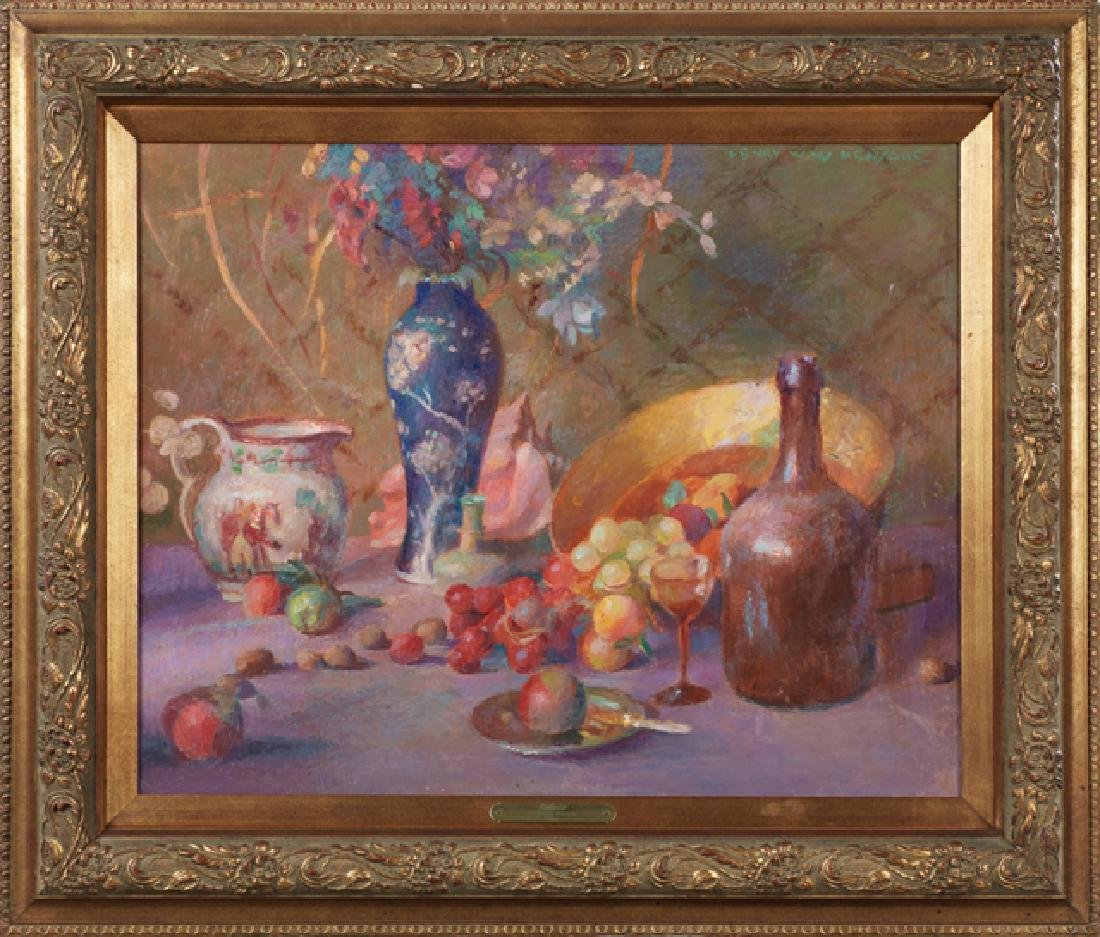 """Henry Hensche (1899-1992, American), """"Eclectic,"""" 20th"""