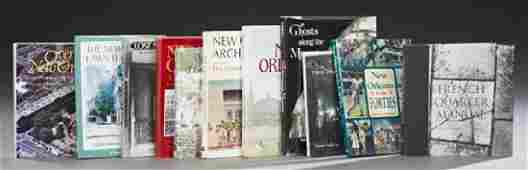 Books Group of Eleven Books of New Orleans Interest
