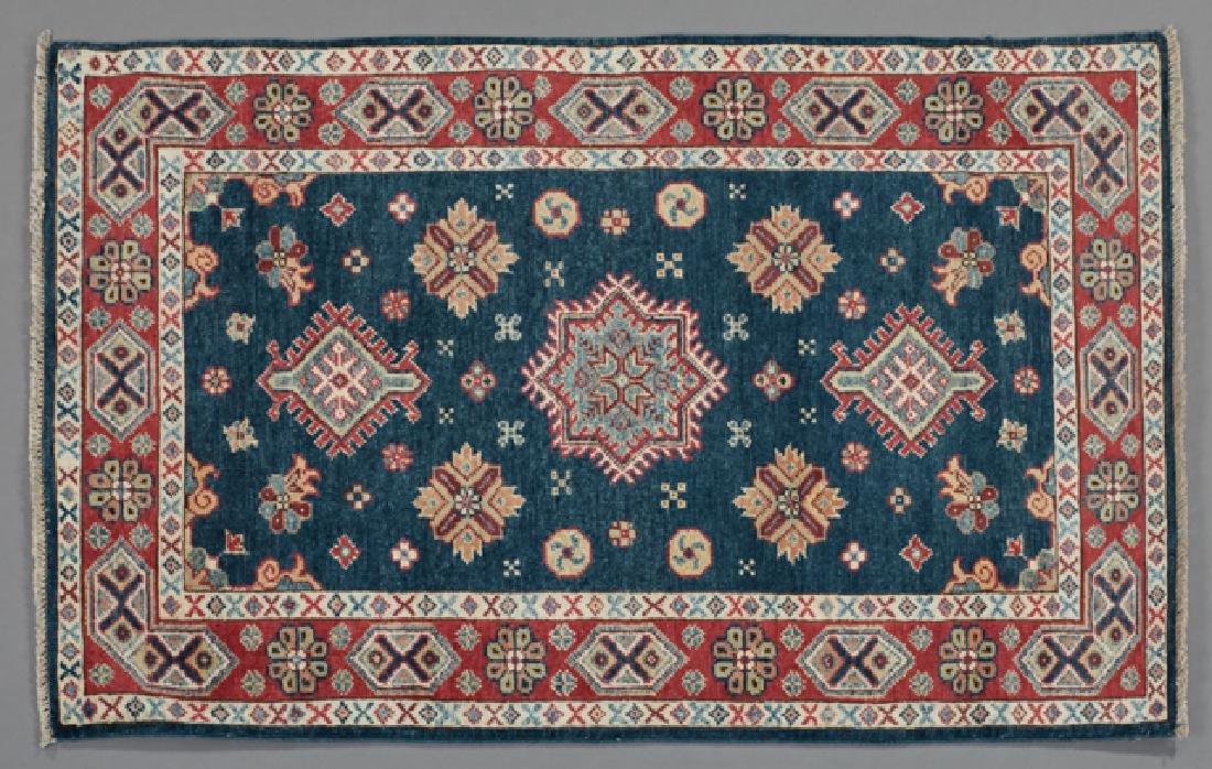 Uzbek Shirvan Carpet, 3' 1 x 5.