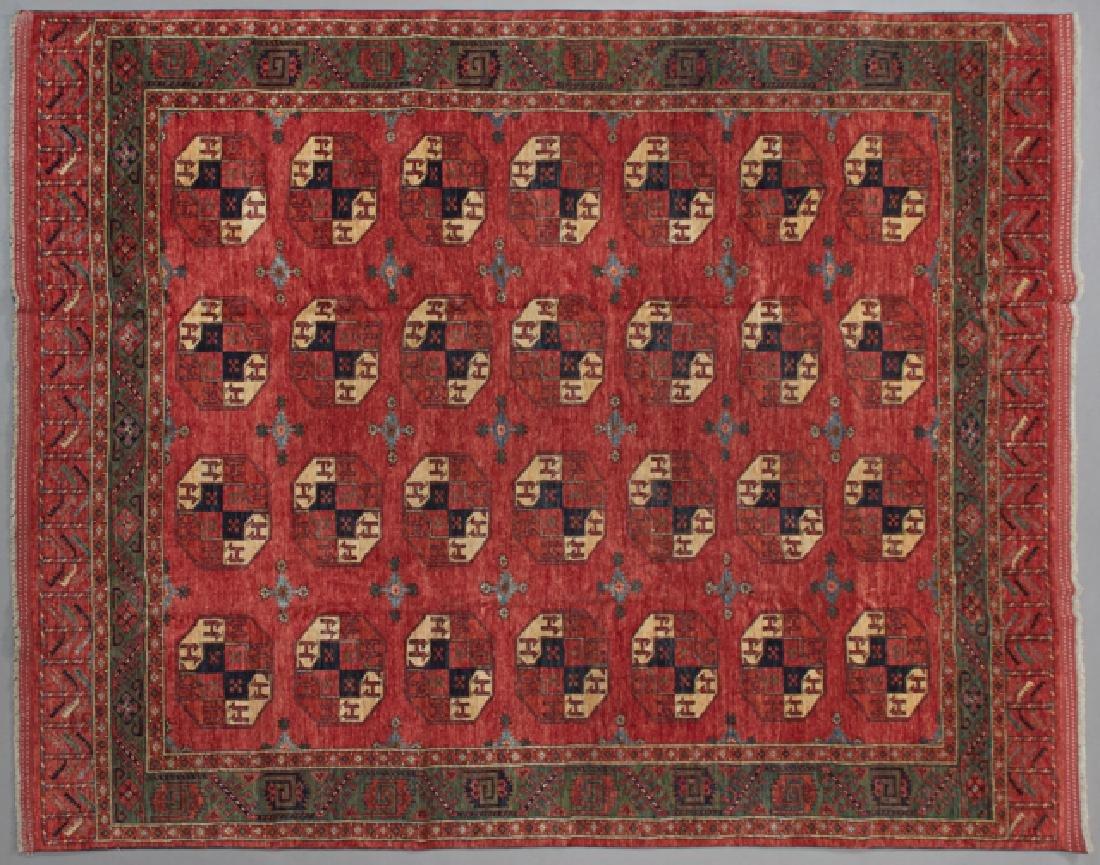 Ersari Carpet, 9' x 12'