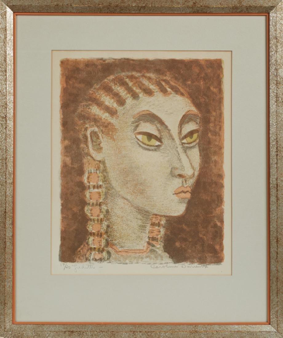 Caroline Wogan Durieux (1896-1989, Louisiana),