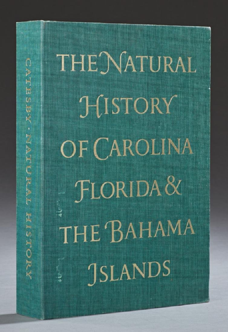 "Marc Catesby (1683-1749), ""Natural History of Florida,"