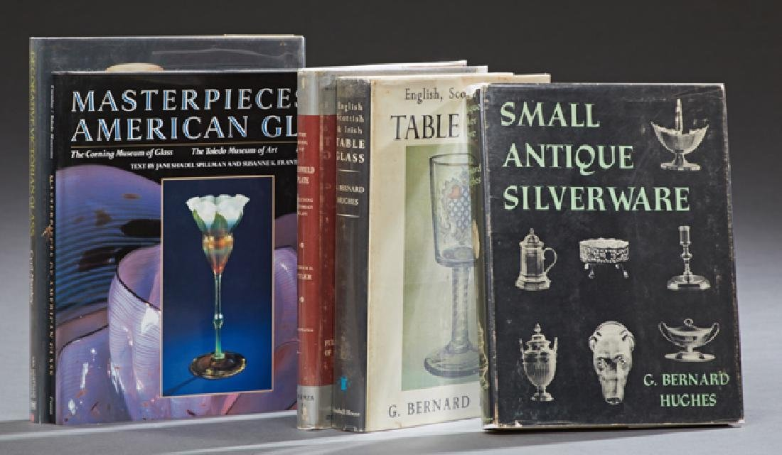 Group of Five Miscellaneous Bookson Antiques ,
