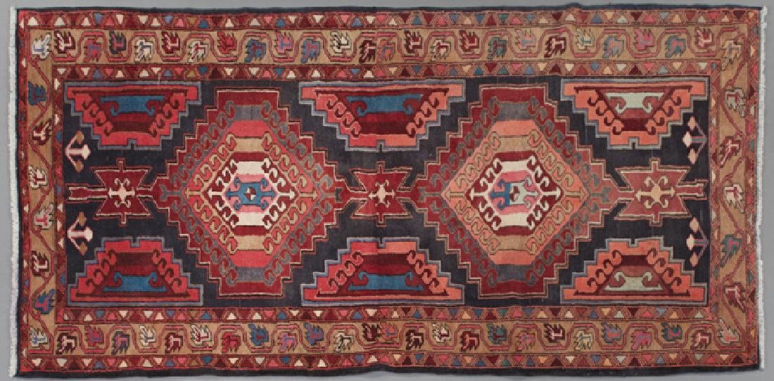 Serapi Carpet, 7' 9 x 4' 2